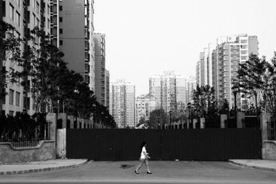 Beijing ghost city