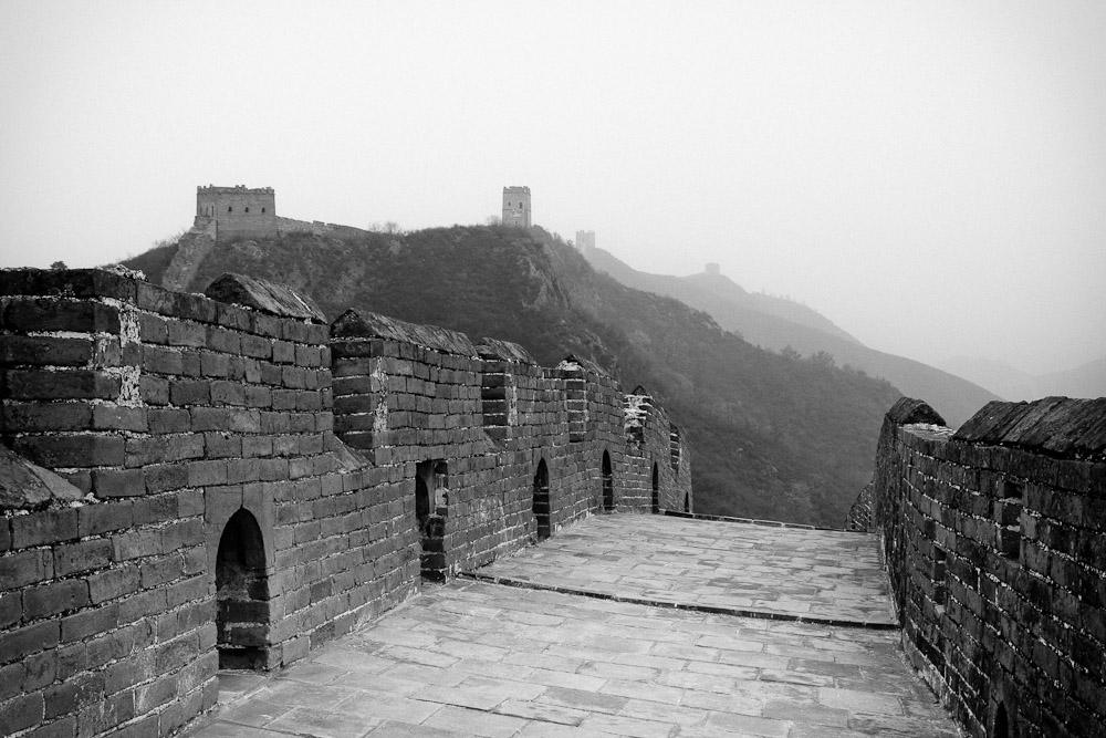 金山岭 长城 Jinshanling Great Wall