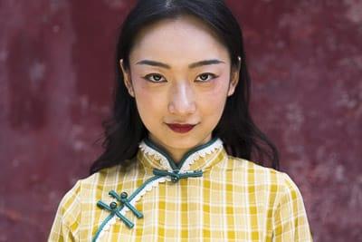 Portrait Han Jiangyue
