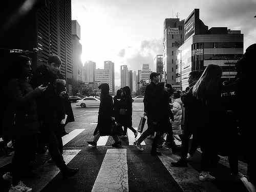 Street life 2019